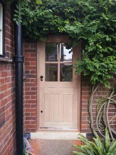 Oak cottage stable door