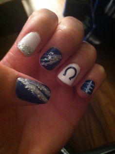 Colts Nails!