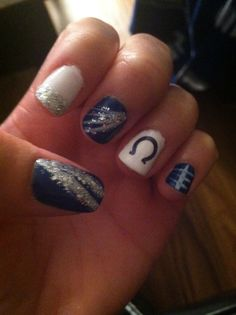 Colts Nails!
