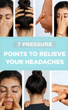 Have a headache? These will help! ✨