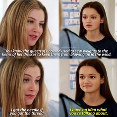 "#RedBandSociety 1x02 ""Sole Searching"" - Emma and Kara"