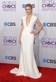 Red Carpet Dress Pictures People's Choice Awards 2013