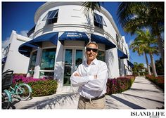 Having worked as staff attorney at Keystone Resort in Colorado and studied business administration at the University of Denver, Joe had some experience to go on. But no experience could match that which he acquired as manager of Ocean Club with no example to follow. www.islandlifeandtimes.com #turks #caicos #turksandcaicos