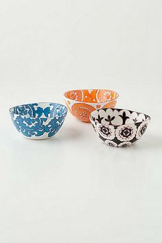 It's Soup Season! The Most Beautiful Bowls For Your Table