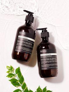 Aesop hair shampoo