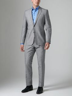 Perfect Mad Men suit for spring time Sharp Dressed Man, Well Dressed Men, Chic For Men, My Life Style, Gq Style, Business Casual Men, Summer Suits, Men Formal, Men's Wardrobe