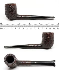 Dunhill 1968 Shell Shape 35 - $175.00 : Fine Pipes International, A Venue for Collectors of Fine Smoking Pipes and Accessories