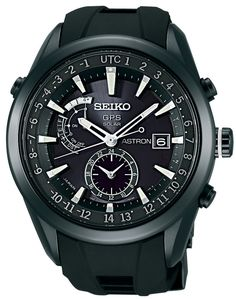 Seiko Astron Watch GPS Solar Watch #bezel-fixed #bracelet-strap-rubber #brand-seiko-astron #case-material-black-pvd #case-width-47mm #delivery-timescale-call-us #dial-colour-black #gender-mens #luxury #official-stockist-for-seiko-astron-watches #packaging-seiko-astron-watch-packaging #subcat-astron #supplier-model-no-sast011g #warranty-seiko-astron-official-2-year-guarantee #water-resistant-100m