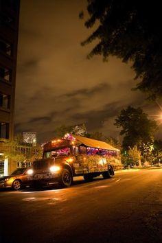 Ghost Tours. Denver