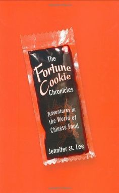 The Fortune Cookie Chronicles: Adventures in the World of Chinese Food by Jennifer 8 Lee, http://www.amazon.com/dp/B005UWEVJ4/ref=cm_sw_r_pi_dp_sQwPpb0ZW21W6
