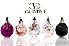 Valentino Valentina Rosa Assoluto Eau Parfum - Valentina Rosa Assoluto revela a devoção à exclusividade e a dedicação à beleza que se expressa através de uma infinita variedade de silhuetas.
