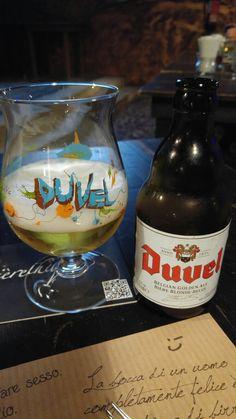 Duvel, belgian golden ale