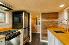 The MH by Wishbone Tiny Homes