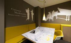 bkp - Innenarchitekt NRW: Bürodesign                                                                                                                                                                                 Mehr