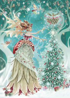 Christmas Charity Cards - The Paper D'Art Shop