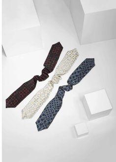 Paul Smith women's 'Tie' print silk cravats