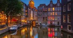 Ho scelto Amsterdam perchè è una città che mi ha colpito particolarmente. è stato uno dei primi viaggi dopo le superiori, per questo è speciale.