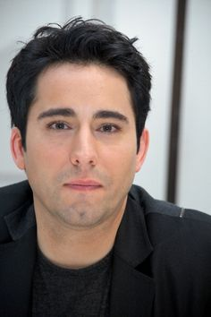 John Lloyd Young at the 'Jersey Boys' Press Conference at the Waldorf Astoria Hotel on June 6 2014 in New York City
