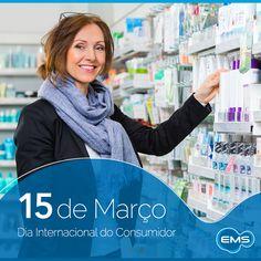 Parabenizamos você, consumidor, pelo seu dia e pela importância que tem para nós.