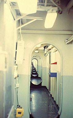 O3 level USS CORAL SEA