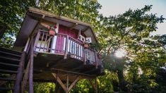 5 különleges szálláshely a Dunakanyarban Cabin, House Styles, Home Decor, Decoration Home, Room Decor, Cabins, Cottage, Home Interior Design, Wooden Houses