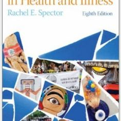Test Bank: Cultural Diversity in Health and Illness 7th Edition by Spector