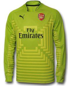 Arsenal FC (England) - 2014 2015 Puma Goal Keeper Shirt 2 0bfdd15f1b762
