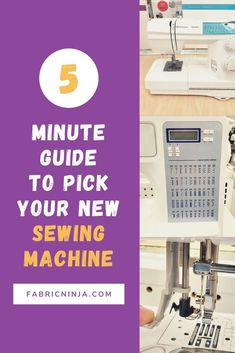 In just 5 Minutes you can pick your new sewing machine. Push away the unnecessary marketing hype and dial you into the functions, features, and differences that matter.|| sewing machines and accessories | how to use sewing machine | best sewing machine for beginners |sewing machine instructions | sewing machine tips | best sewing machine | sewing machine for kids | sewing machine quilting | sewing machine ideas | sewing machines best | sewing machine reviews | Sewing|| #Sewing #SewingMachine Sewing Machine Basics, Sewing Machines Best, Sewing Machine Quilting, Sewing Machine Reviews, Sewing Lessons, Sewing Hacks, Sewing Tutorials, Sewing Tools, Sewing Baby Clothes