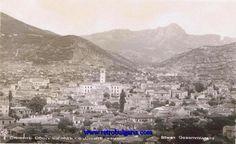 Град Сливен - България в стари снимки и пощенски картички