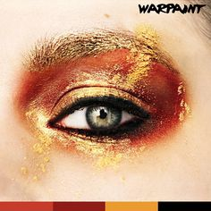 Make-up by Warpaint Vienna
