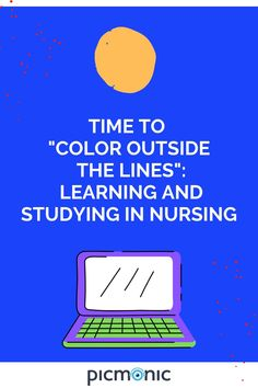 PatmacRN shares helpful resources and insights into learning and studying in nursing school, especially now as the school landscape has changed this year!