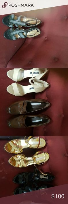 High End women shoes Slightly used high quality women shoes Shoes Heels