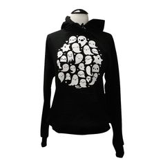 Hey, I found this really awesome Etsy listing at http://www.etsy.com/listing/114937631/ghost-hoodie-kawaii-ghosts-unisex