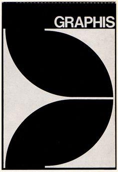 1969 Advertising Brochure, Graphis, by G. Confalonieri, Milan, Italy