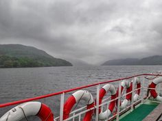 Loch Lomond lake
