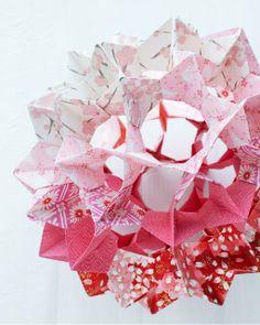 Sweet Paul presents Lova's World: Origami Sphere