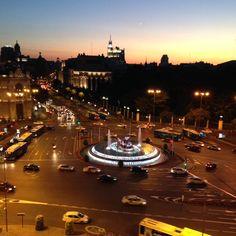 The Leading Hotels of The World organizo ayer un cóctel en la terraza del Palacio de Cibeles, con música en vivo.