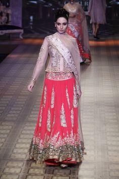 Delhi Couture Week: Manish Malhotra   Vogue INDIA