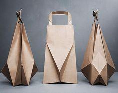 特殊形状的袋子