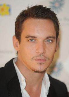 Jonathan Rhys Meyers - look at those eyes. Don't they just melt you?