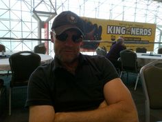 The following are images of Michael Rooker.