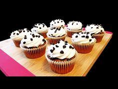 Cupcakes de chocolate con máquina Un postre delicioso para compartir, fácil de preparar con una máquina para cupcakes ó si lo prefieres en tambien te sirve para el horno. Sigue el link: https://youtu.be/-8pW-qkZbKI