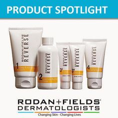Skincare and beauty tips: Product Spotlight - REVERSE Regimen