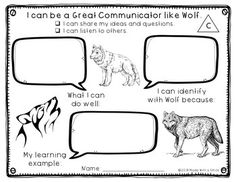 Core Competencies Self-Reflection Sheets Based on the Six Cedars Book Core Competencies, Spirit Animal, Teacher Pay Teachers, Social Studies, Reflection, Self, Books, Libros, Book