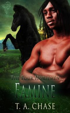 Famine (The Four Horsemen #3) by @TAChase - @PridePublishing, #Fantasy, #M_M, #Romance, 4 out of 5 (very good)  (November)