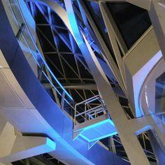 Musée des confluences #france #lyon #architecture #coophimmelblau #museedesconfluences #onlylyon by youpiyouri
