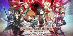 Sword Art Online Integral Factor : un joli RPG-action inspiré par le célèbre manga (sortie App Store)