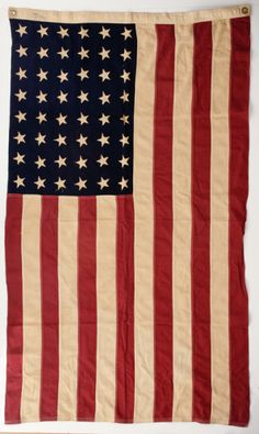 """Grandma Lily's """"Old Glory"""" 