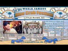 World Famous Blue Crab Festival | Little River, SC The Little Town with Big Festivals