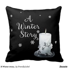 A Winter story... Pillow